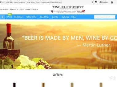 Winesellersdirect.com.au - Fine wine and spirit merchants