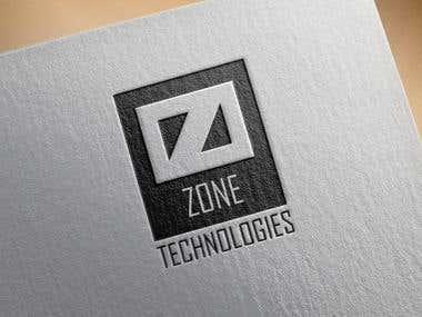 Z Zone Technology Logo