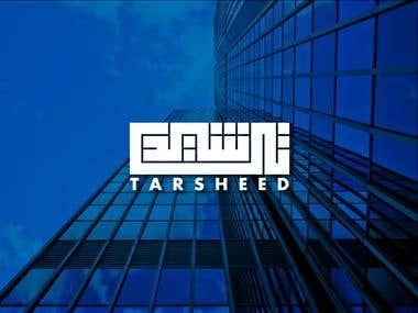 logo in kufi style