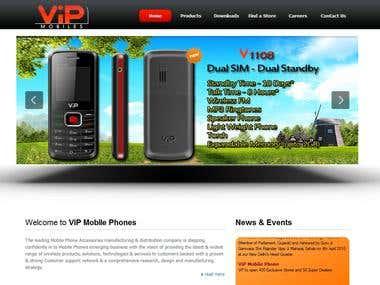 VIP Mobiles & Accessories Pvt. Ltd.