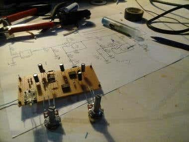 Digital Vocoder on STM32F4 Discovery