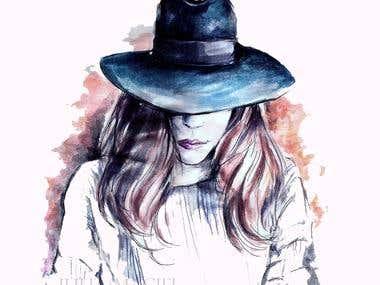 Watercolor - Illustration