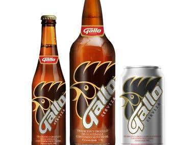 Gallo Beer (FAMOSA)