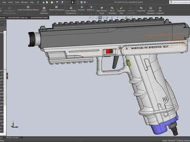 FN303 Marker
