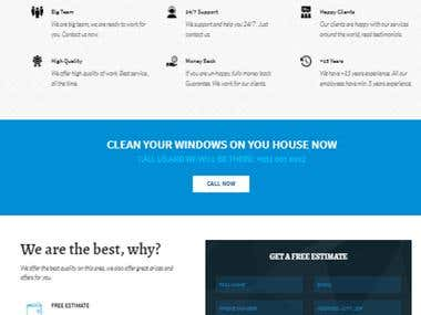Clear Windows NY Website