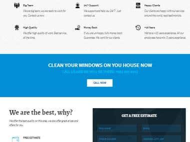 Clear Windows NY Website