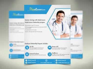 MedeCareers Flyer