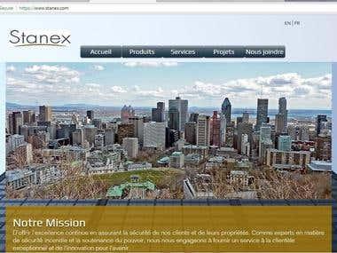 COMPANY NAME: STANEX