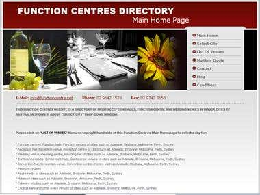 Function Center Classified