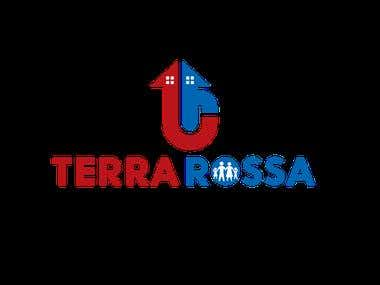 Logo for our company TERRA ROSSA