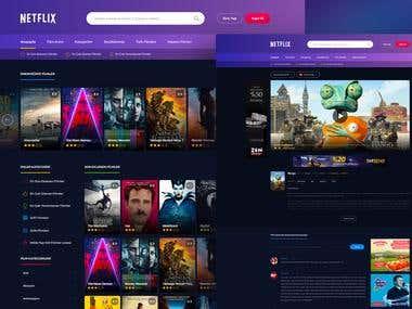 Movies Site