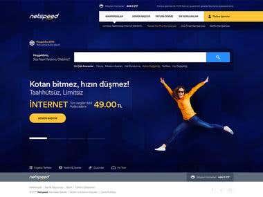 Netspeed