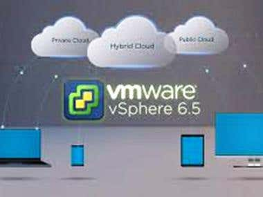 Install and configuration VMWare vSphere 6.5 BOX!