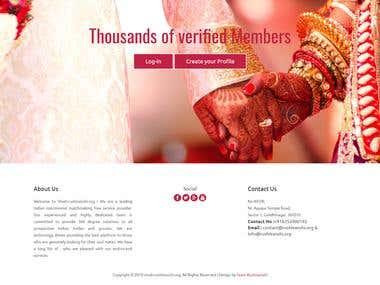 Matrimonial | Dating Website