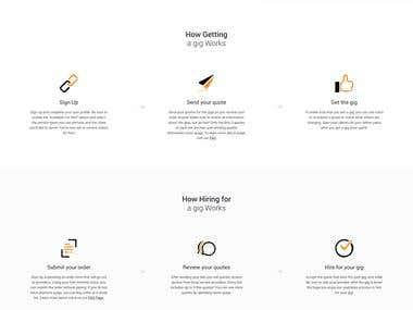 Quigig Inc. - Website