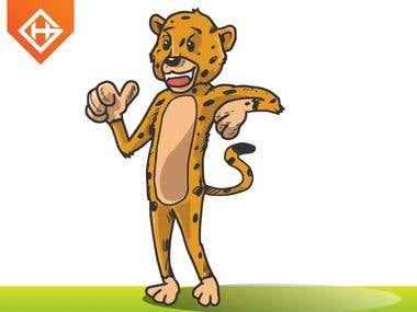 Cheetah_Mascot