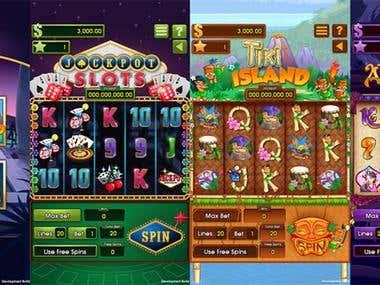 Unity3d Slot game