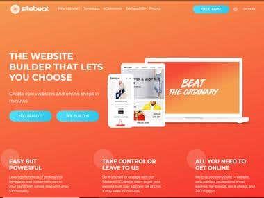 Full Stack Website Develop (Ecommerce Website)