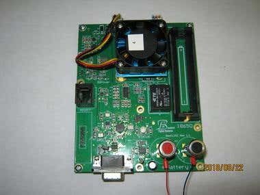 Example Board Assembly