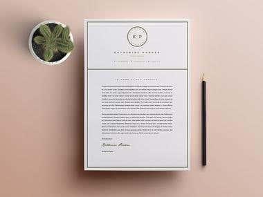 CV/ Resume Design & Writing