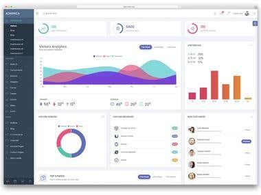 Web Application, Desktop Based App