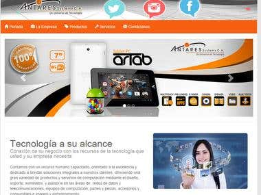 Antares Systems C.A