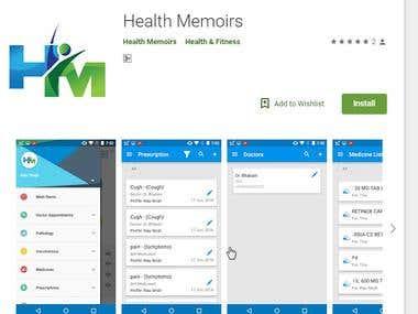 Health Memoirs