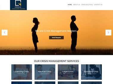 Crisis Management Masters