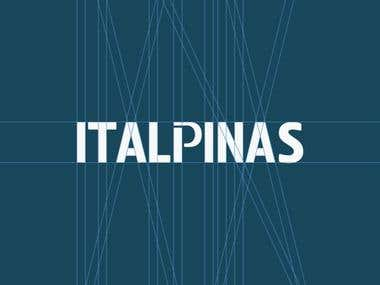 Italpinas//Brand Identity