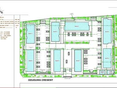Site Layout