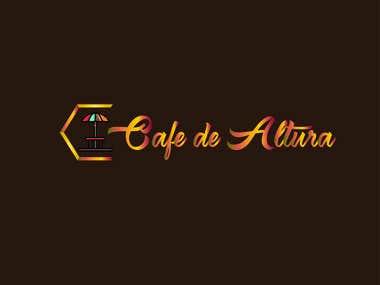 Design a Logo!! - Cafe de Altura