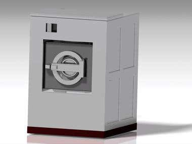 Industrial Washer extractor (75 Kg)
