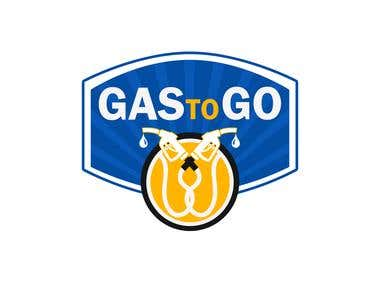 Logo Design for Go Gas