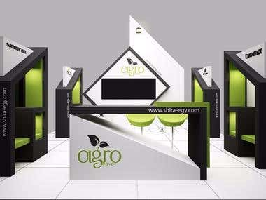 SHIRA & AGRO BOOTH DESIGN