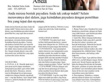 Sample Article in Bahasa (Indonesian)