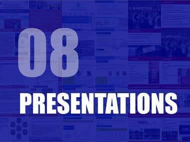 08 PRESENTATIONS