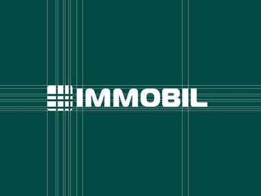 Immobil RE//brand Identity