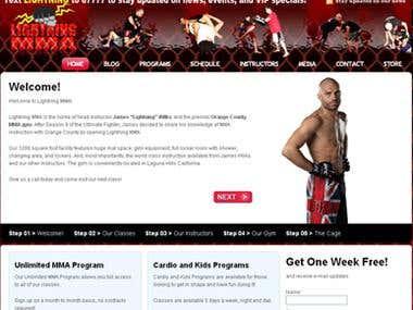 WordPress website 2