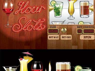 Happy Hour Slots game