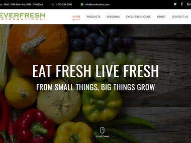 Everfresh International Inc