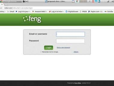 Fengoffice Installation on Linux