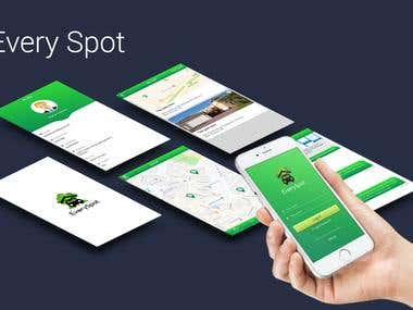 EverySpot | iPhone Mobile App