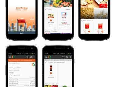 Dehleez | Mobile App