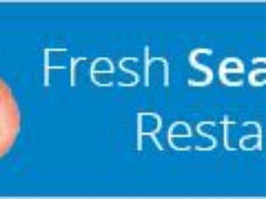 Banner add for Restaurant