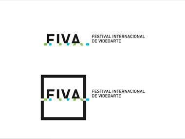 Branding design / International Videoart Festival - FIVA 5
