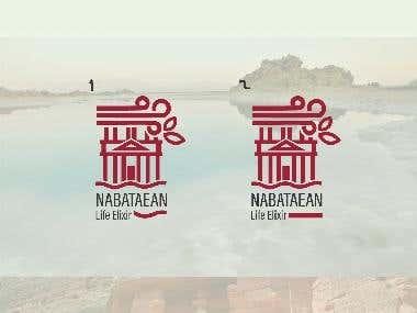 NABATAEAN logo