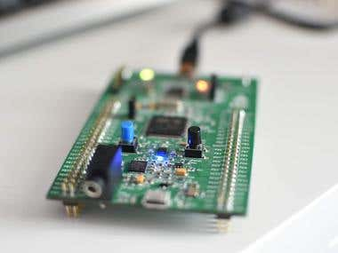 STM32F4-Discovery PWM Driver