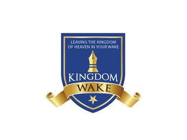 Logo Designed for Kingdom Wake