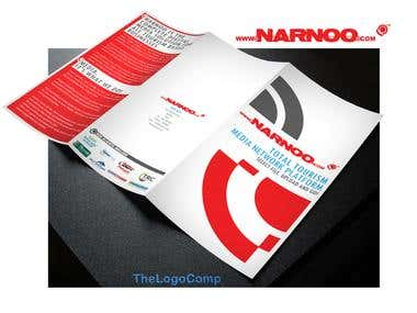 Flyer Design for narnoo.com