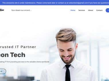 Xeleon Technologies Website